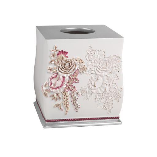 Popular Bath Secret Garden Tissue Box