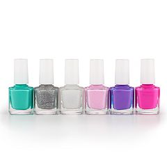 Girls 4-16 Unicorn 6-pk. Nail Polish Set