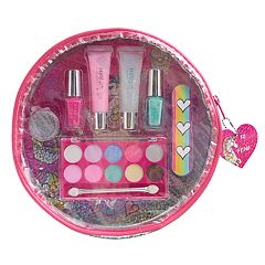 Girls 4-16 Unicorn Cosmetics Bag Set