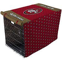 Pegasus Home San Francisco 49ers Large Pet Crate Cover
