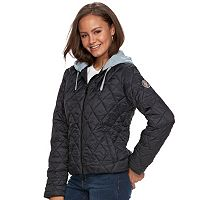 madden NYC Juniors' Packable Puffer Jacket