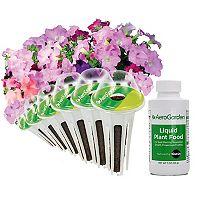 Miracle-Gro AeroGarden Cascading Petunia 6-Pod Seed Kit