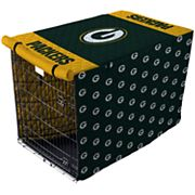 Pegasus Home Green Bay Packers Extra Large Pet Crate Cover
