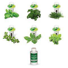 Miracle-Gro AeroGarden Gourmet Herb 6-Pod Seed Kit