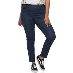 Juniors' Plus Size SO® Pull-On Leggings