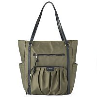 Utiliti Pleated Pocket Tote