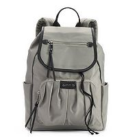 Utiliti by Rosetti Pleated Pocket Drawstring Backpack
