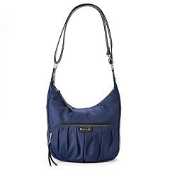 Utiliti by Rosetti Pleated Pocket Convertible Hobo