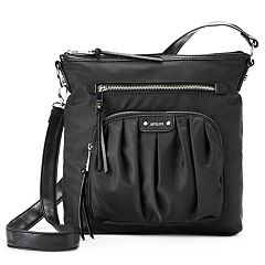 Utiliti by Rosetti Pleated Pocket Convertible Crossbody Bag