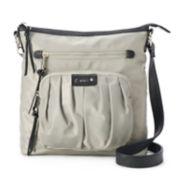 Utiliti by Rosetti Pleated Pocket Convertible Crossbody Bag