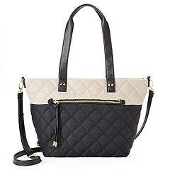 Utiliti by Rosetti Quilted Double Handle Tote