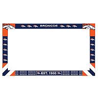 Denver Broncos TV Frame