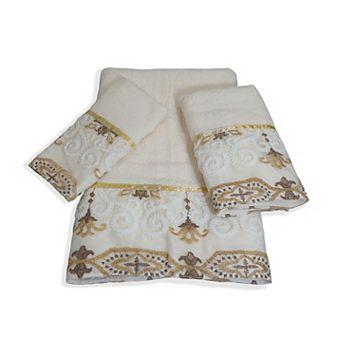 Popular Bath Savoy 3-piece Towel Set