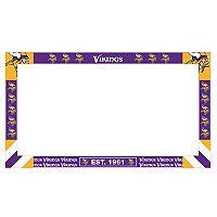 Minnesota Vikings TV Frame
