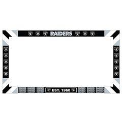 Oakland Raiders TV Frame