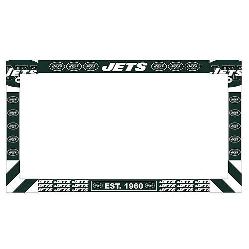 New York Jets TV Frame