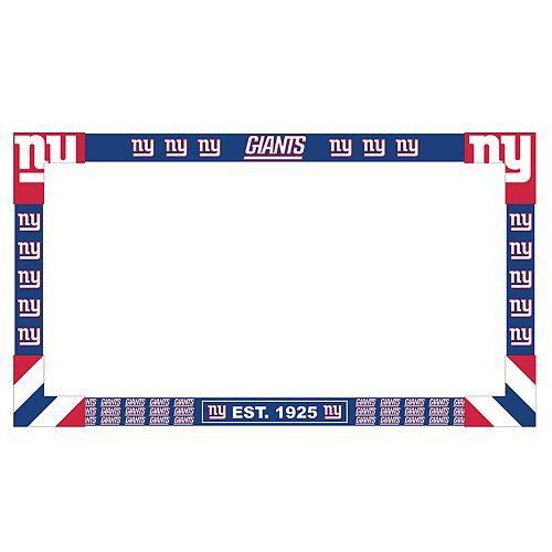 New York Giants TV Frame