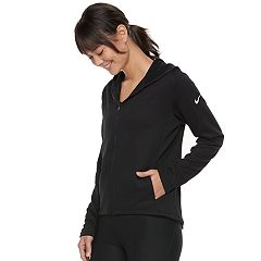 Women's Nike Dry Training Zip-Up Hoodie