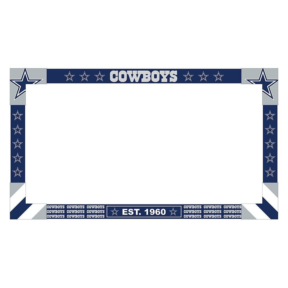 Dallas Cowboys Monitor Frame