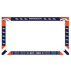 Denver Broncos Monitor Frame