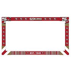 San Francisco 49ers Monitor Frame