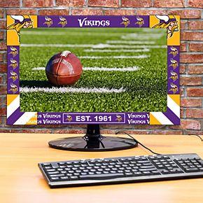 Minnesota Vikings Monitor Frame