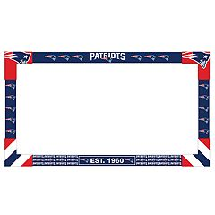 New England Patriots Monitor Frame