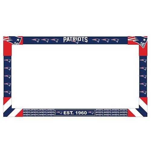 New EnglandPatriots Monitor Frame