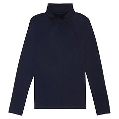 Girls 7-16 & Plus Size French Toast Solid Turtleneck