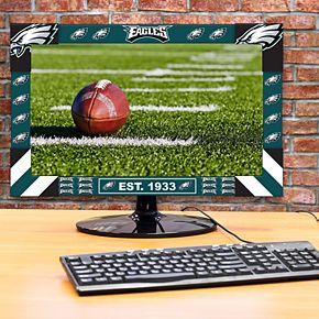 Philadelphia Eagles Monitor Frame