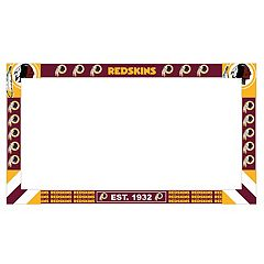 Washington Redskins Monitor Frame
