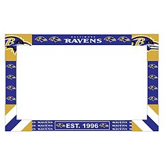 Baltimore Ravens Monitor Frame