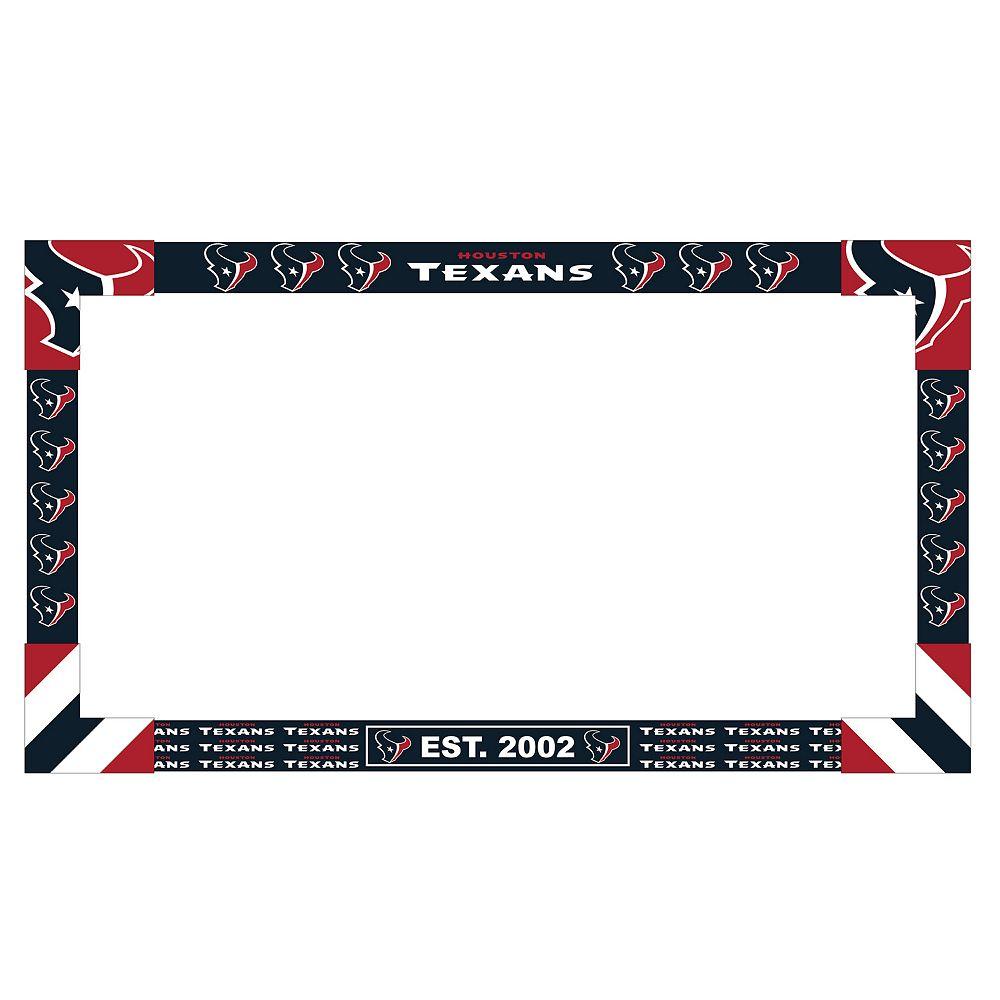 Houston Texans Monitor Frame