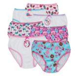 Girls 4-8 JoJo Siwa 7-pk. Briefs