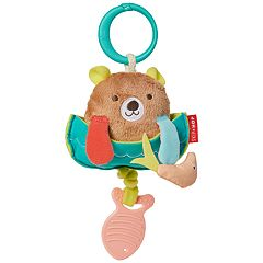 Skip Hop Camping Cubs Jitter Stroller Toy