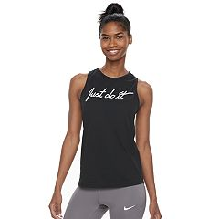 Women's Nike Dry Training 'Just Do It' Graphic Tank