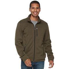 Men's SONOMA Goods for Life® Classic-Fit Fleece Sweater