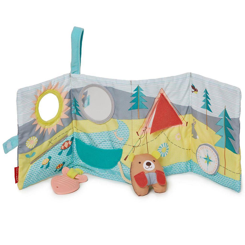 Skip Hop Camping Cubs Soft Adventure Book