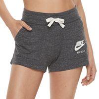 Women's Nike Gym Vintage Drawstring Shorts