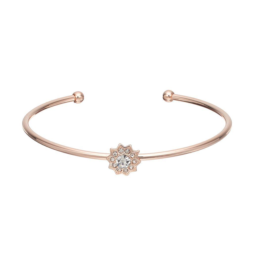 LC Lauren Conrad Starburst Cuff Bracelet
