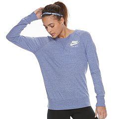 Women's Nike Gym Vintage Crew Top