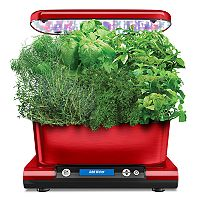 Miracle-Gro AeroGarden Harvest Red Elite LED with Gourmet Herb Seed Pod Kit