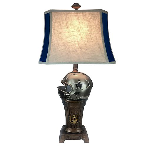 Dallas Cowboys Trophy Lamp