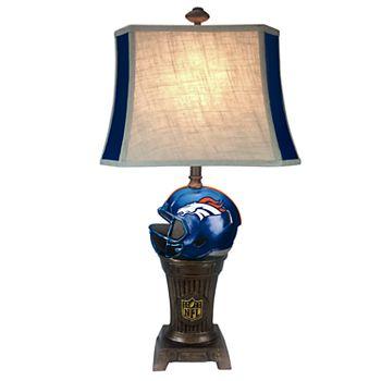 Denver Broncos Trophy Lamp