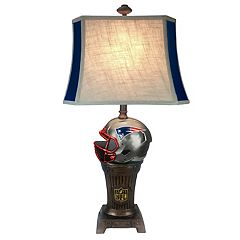 New England Patriots Trophy Lamp