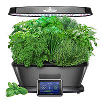 Miracle-Gro AeroGarden Platinum Bounty Elite LED with Gourmet Herb Seed Pod Kit