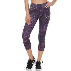 Women's Nike Power Essential Running Capri Leggings