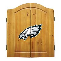 Philadelphia Eagles Dart Cabinet