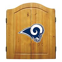Los Angeles Rams Dart Cabinet