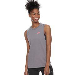 Women's Nike Dry Running Muscle Tank